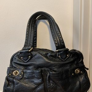 Marc by Marc Jacobs Black Bowling Bag